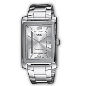 Casio Relógio Collection MTP-1234D-7AEF (Prateado)
