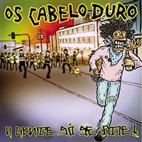 """A Gente Só Se Fode - LP Yellow Vinyl 12"""""""