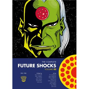 The Complete Future Shocks - Volume 2