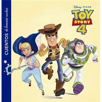 Toy story 4-cuentos de buenas noche