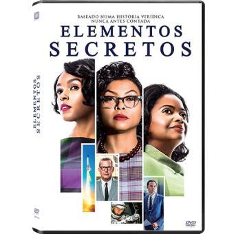 Elementos Secretos (DVD)
