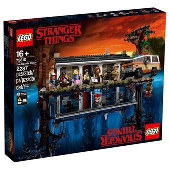 LEGO Stranger Things 75810 O Mundo ao Contrário