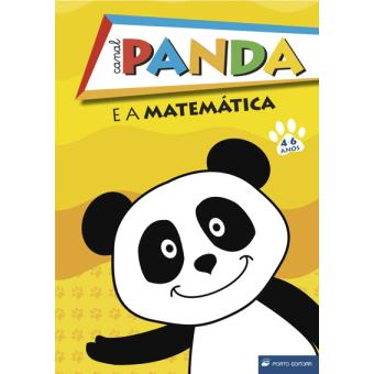 Panda e a Matemática - 4-6 anos