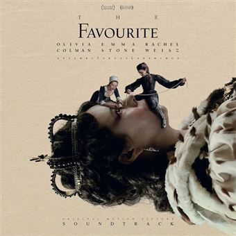 BSO The Favourite - 2LP 12''