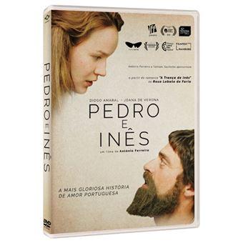 Pedro e Inês - DVD