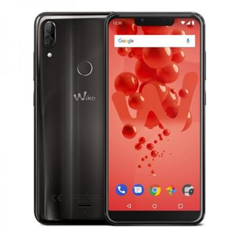 Smartphone Wiko View2 Plus - 64GB - Preto
