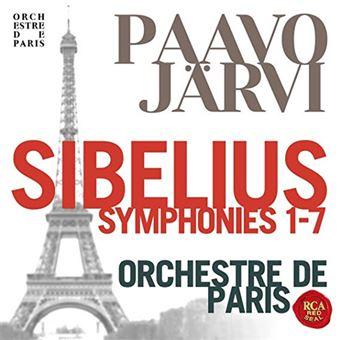 Sibelius: Complete Symphonies - 3CD