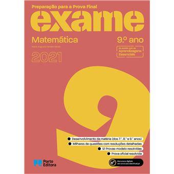 Preparação Para a Prova Final - Matemática - 9º Ano 2019