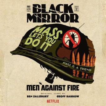 BSO Black Mirror: Men Against Fire (Green Vinyl)