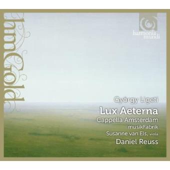 Ligeti | Lux Aeterna