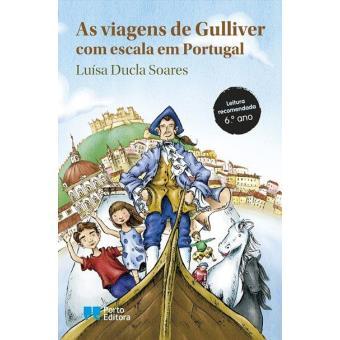 As Viagens de Gulliver com Escala em Portugal