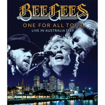 One For All Tour Live in Australia 1989 - Blu-ray