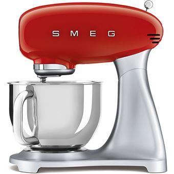 Robot de Cozinha Smeg Série Anni'50 SMF02RDEU - Vermelho