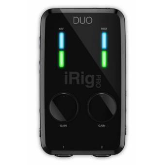 IK Multimedia Interface iRig Pro Duo
