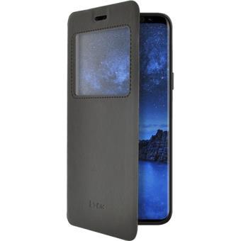 Capa Book Window 4-OK para Galaxy S9+ - Preto