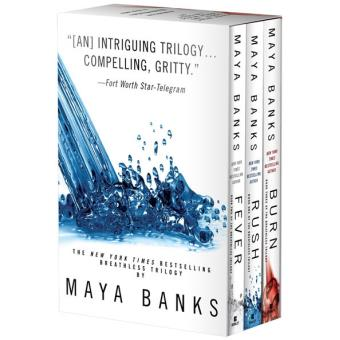 Maya Banks Breathless Trilogy Boxed Set