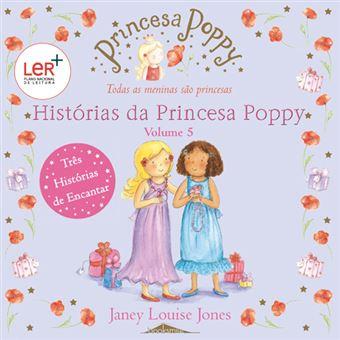 Histórias da Princesa Poppy - Livro 5