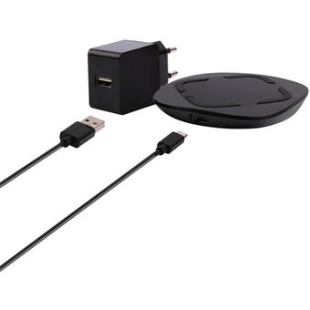 Carregador Qi Wireless Temium 5W - Preto