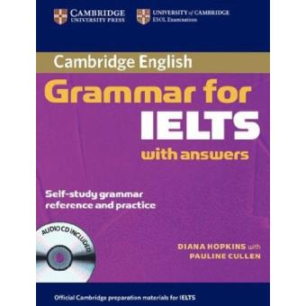 Cambridge Grammar for IELTS: Student's Book With Answers + Audio CD