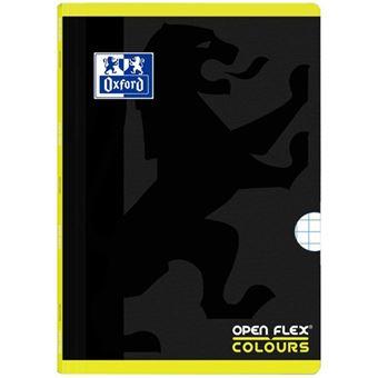 Caderno Pautado Oxford Open Flex Colours Lima A4