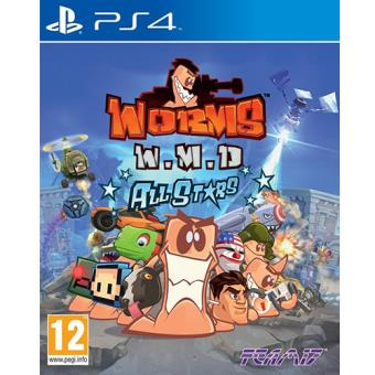WORMS W.M.D. PS4