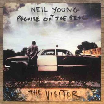 The Visitor - CD