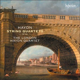 Haydn: String Quartets, Op. 64 Nos. 1-6 - 2CD