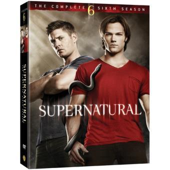 Sobrenatural - 6ª Temporada