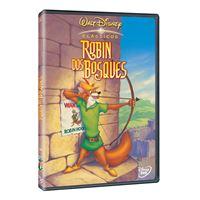 Robin dos Bosques - DVD