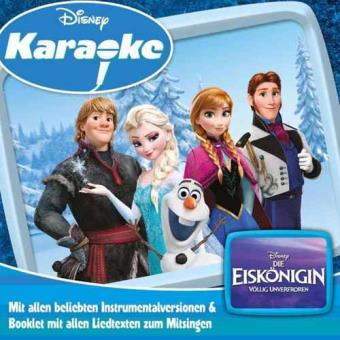Völlig Unverfroren: Karaoke Version (Frozen)