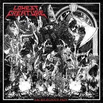 Sacrilegious Pain - LP