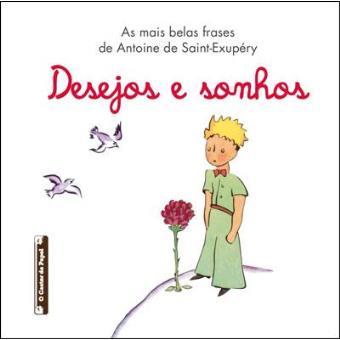 As Mais Belas Frases de Antoine de Saint-Exupéry - Desejos e Sonhos