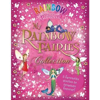 My rainbow fairies collection
