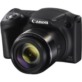 Canon PowerShot SX420 IS (Preto)