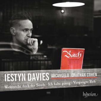 J.S. Bach | Cantatas Nos 54, 82 & 170