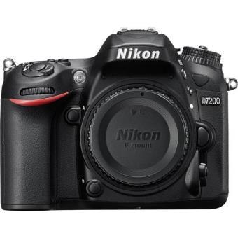 Nikon D7200 - Corpo