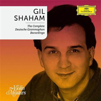 Gil Shaham: Complete Deutsche Grammophon Recordings - 22CD