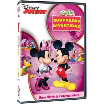 A Casa do Mickey Mouse: Surpresas Divertidas