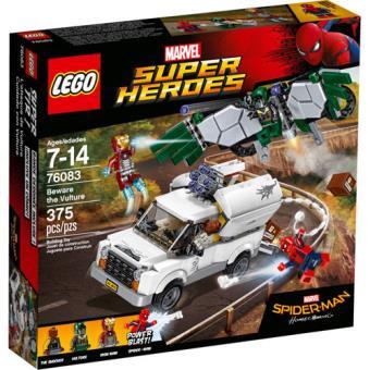 LEGO Marvel Super Heroes 76083 Cuidado com o Vulture