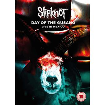 Day Of The Gusano – Live In Mexico 2015 (DVD)