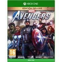 Marvel Avengers Deluxe - Xbox One