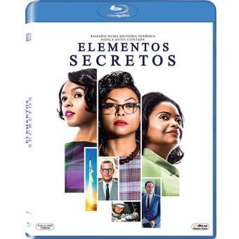 Elementos Secretos (Blu-ray)
