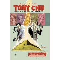 Tony Chu, Detective Canibal - Livro 2: Sabor Internacional