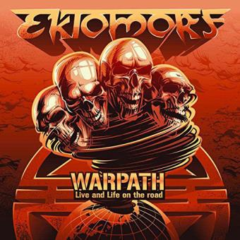 Warpath - Live And Life On The Road (Dvd+cd)