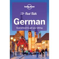 Lonely Planet Fast Talk Phrasebook - German