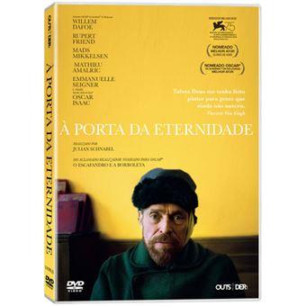 À Porta da Eternidade - DVD
