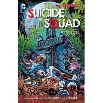 Suicide Squad Vol 3