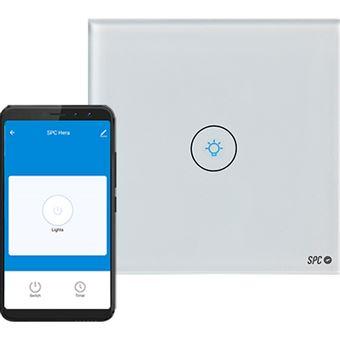 Interruptor Parede Inteligente Wi-Fi SPC Hera