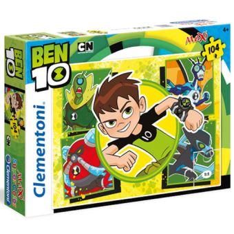 Puzzle Maxi Ben 10 - 104 Peças - Clementoni