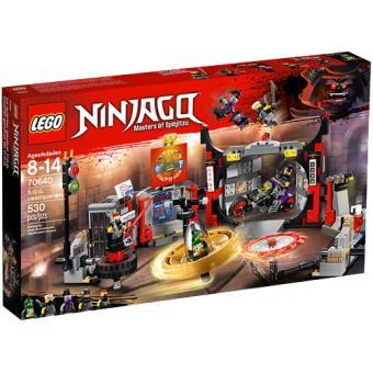LEGO Ninjago 70640 Quartel-General dos Filhos de Garmadon